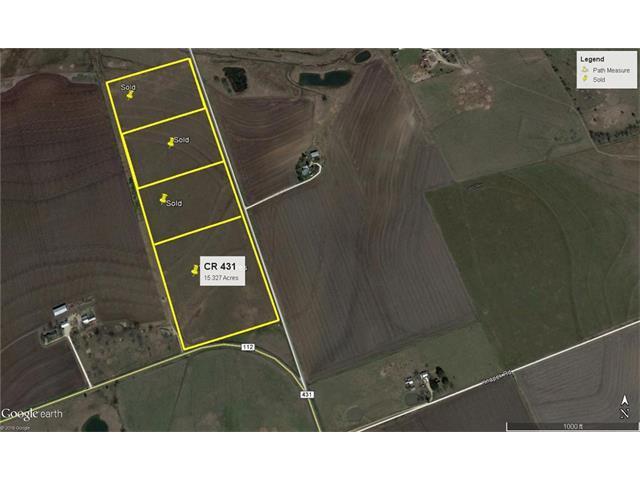 0 County Road 431, Thrall, TX 76578 (#3460569) :: Papasan Real Estate Team @ Keller Williams Realty