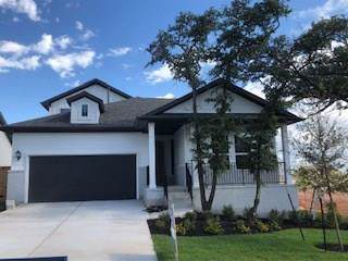 260 Tierra Trl, Dripping Springs, TX 78620 (#3516549) :: The Gregory Group
