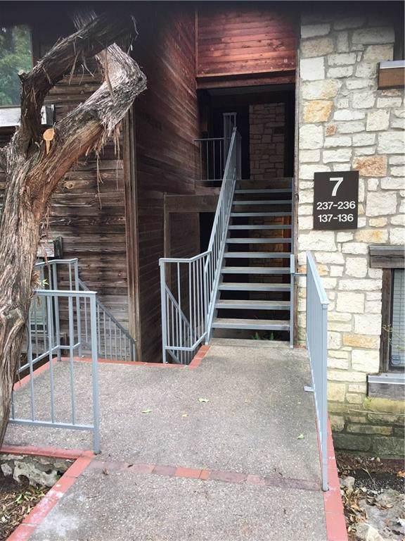 8200 Neely Dr #137, Austin, TX 78759 (#3525605) :: Ana Luxury Homes