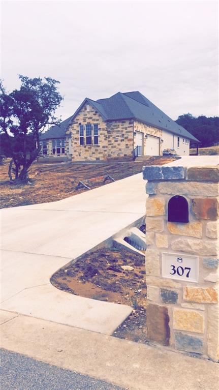 307 Bristlecone Dr, Driftwood, TX 78619 (#3571290) :: Ana Luxury Homes