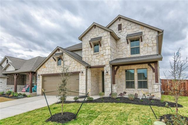 521 Vista Portola Loop, Liberty Hill, TX 78642 (#3607870) :: Forte Properties