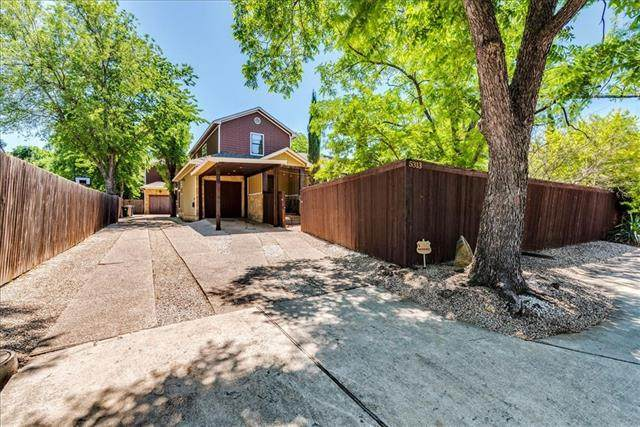 5313-A Joe Sayers Ave A, Austin, TX 78756 (#3649390) :: The Perry Henderson Group at Berkshire Hathaway Texas Realty