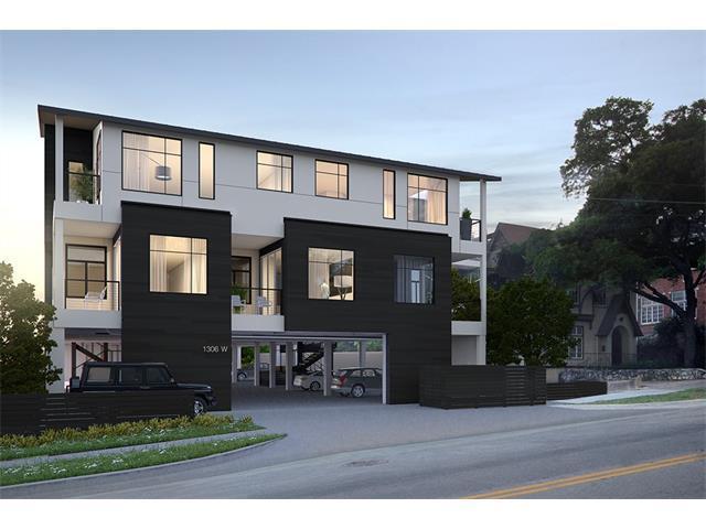 1306 West Ave #206, Austin, TX 78701 (#3671925) :: Forte Properties