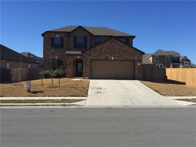 13710 James Garfield St, Manor, TX 78653 (#3817494) :: The ZinaSells Group