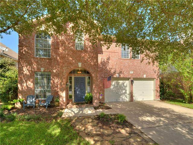 8606 Glen Canyon Dr, Round Rock, TX 78681 (#3836863) :: Front Real Estate Co.