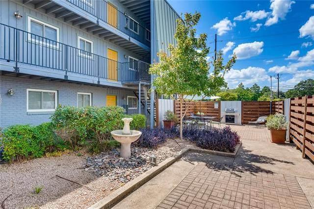 3815 Guadalupe St #302, Austin, TX 78751 (MLS #3951444) :: Vista Real Estate