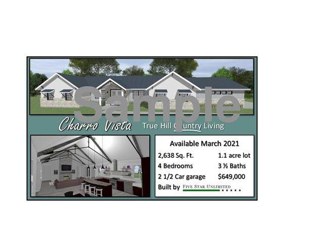 Lot 1 Charro Vista Dr, Driftwood, TX 78619 (#3973678) :: Azuri Group | All City Real Estate
