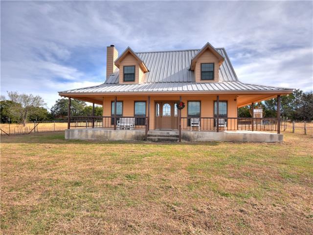7501 County Road 336, Bertram, TX 78605 (#4010019) :: Forte Properties