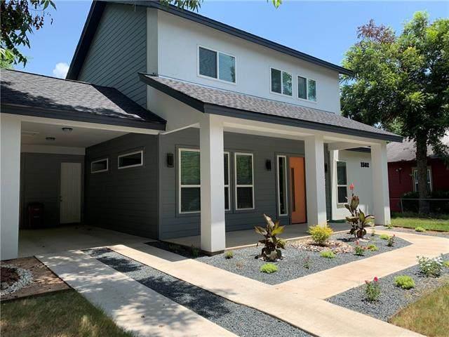 1502 Willow St #1, Austin, TX 78702 (MLS #4046964) :: Vista Real Estate