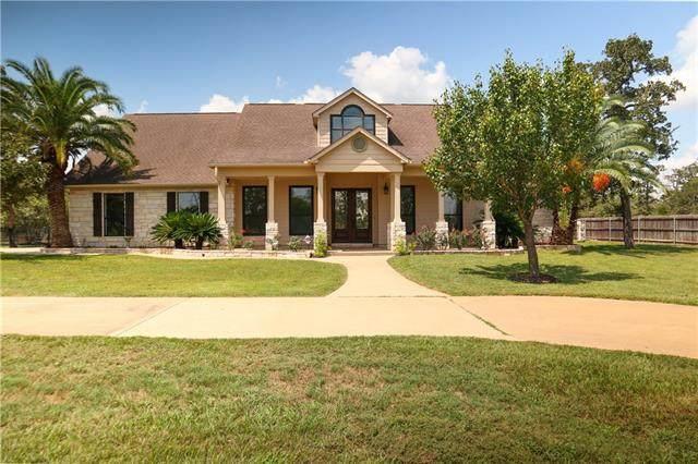 160 Still Forest Dr, Cedar Creek, TX 78612 (#4162605) :: The Heyl Group at Keller Williams
