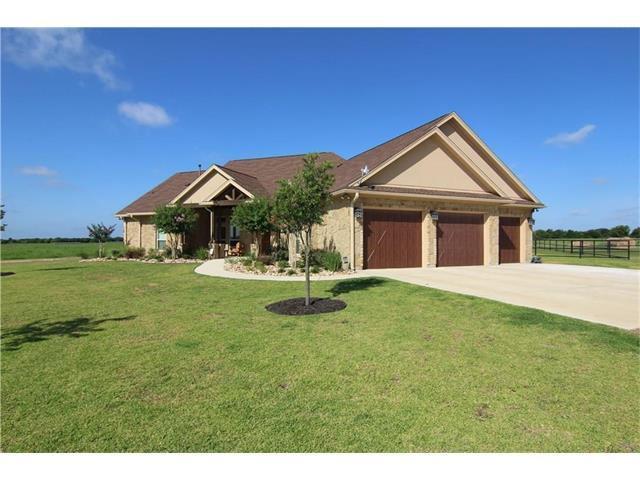 2650 County Rd 450, Thrall, TX 76578 (#4248543) :: RE/MAX Capital City