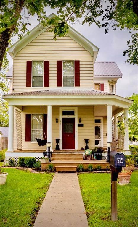515 Wolf St, Schulenburg, TX 78956 (#4248954) :: Ben Kinney Real Estate Team