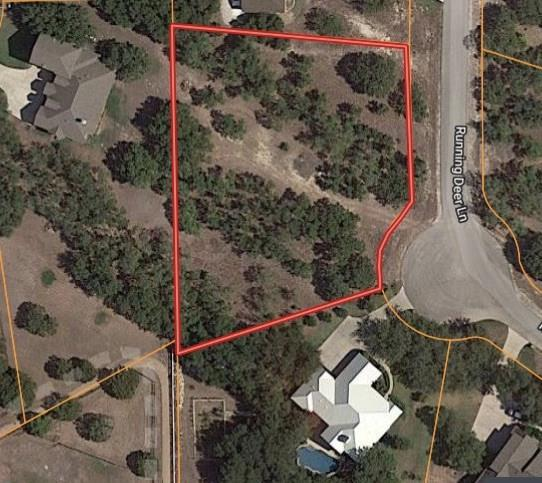 Lot 4 Running Deer Ln, Dripping Springs, TX 78620 (#4312483) :: Realty Executives - Town & Country