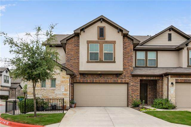 2304 S Lakeline Blvd #411, Cedar Park, TX 78613 (#4347483) :: Lauren McCoy with David Brodsky Properties