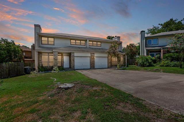 8303B Bradford Edward Cv, Austin, TX 78759 (#4460250) :: Lauren McCoy with David Brodsky Properties