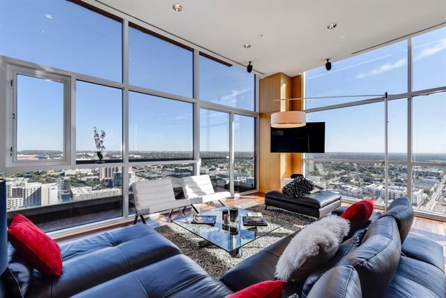 555 E 5th St #3001, Austin, TX 78701 (#4581787) :: Forte Properties
