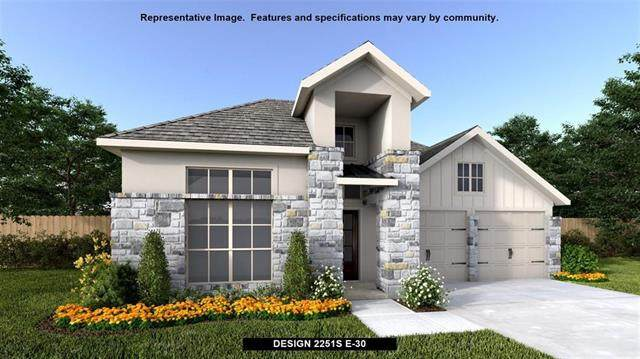1109 Stetson Hat Trl, Georgetown, TX 78628 (#4649415) :: The Heyl Group at Keller Williams