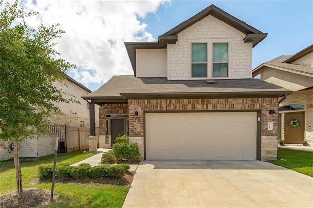 3240 E Whitestone Blvd #41, Cedar Park, TX 78613 (#4677115) :: The Summers Group