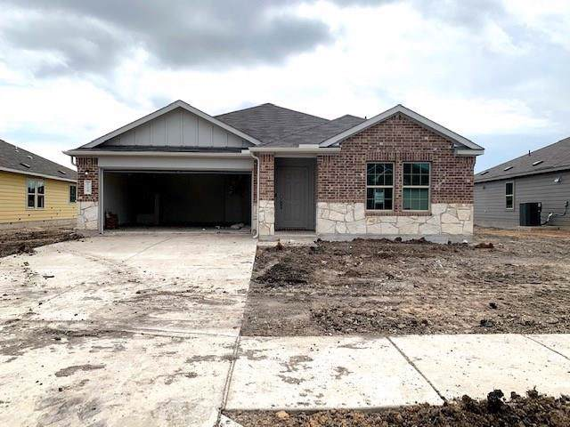 116 Pearland St, Hutto, TX 78634 (#4702304) :: The Perry Henderson Group at Berkshire Hathaway Texas Realty