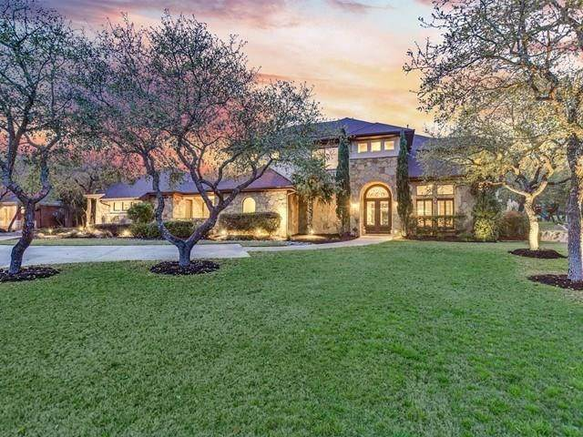 3705 Good Night Trl, Leander, TX 78641 (#4740721) :: All City Real Estate