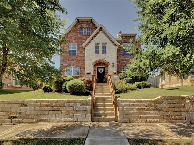 1011 Cedar Elm Ln, Georgetown, TX 78633 (#4800066) :: RE/MAX Capital City