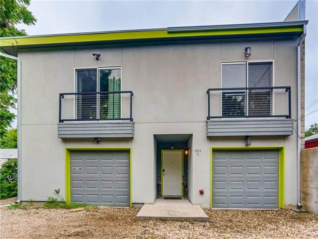 2013 E Cesar Chavez St C, Austin, TX 78702 (#4919513) :: The Summers Group