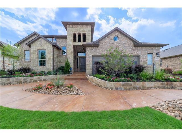208 Cibolo Ridge Dr, Georgetown, TX 78628 (#4943493) :: Forte Properties