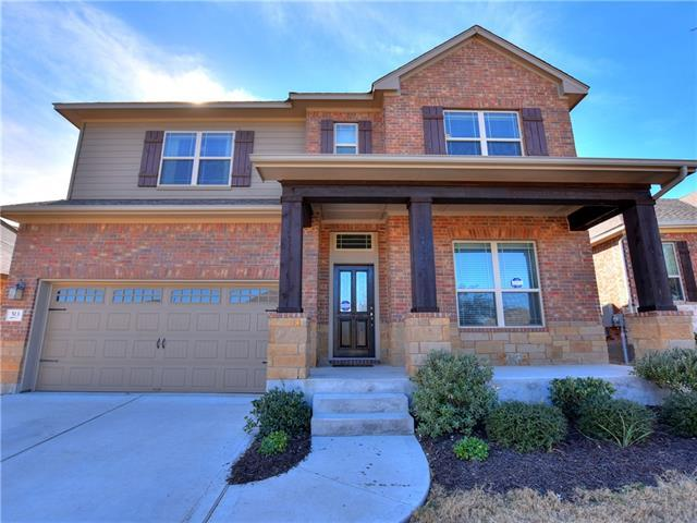 513 Cerezo Dr, Leander, TX 78641 (#5047429) :: Forte Properties