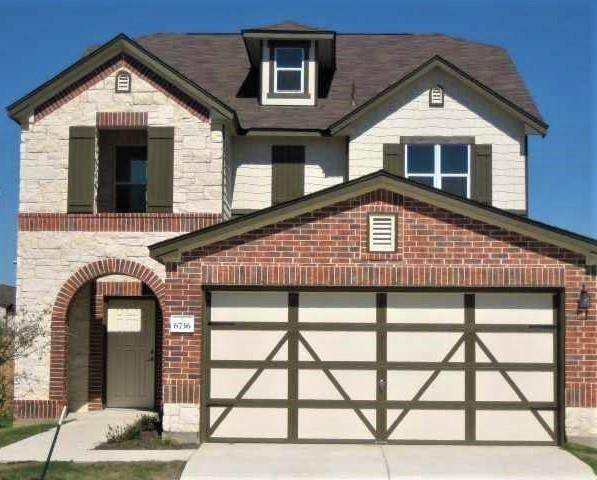 6736 Cornish Hen Ln, Austin, TX 78747 (#5086930) :: Papasan Real Estate Team @ Keller Williams Realty