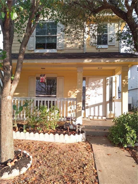 802 Palo Duro Dr, Cedar Park, TX 78613 (#5143810) :: Ben Kinney Real Estate Team