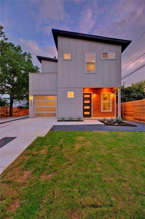 5201 Star Light Ter #1, Austin, TX 78721 (#5151037) :: Green City Realty