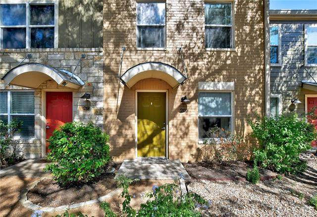 1101 Grove Blvd #205, Austin, TX 78741 (#5193621) :: The Heyl Group at Keller Williams