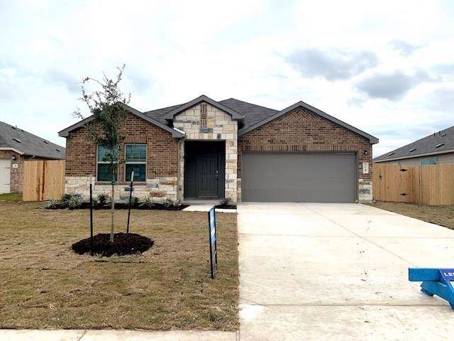 214 Pearland St, Hutto, TX 78634 (#5322659) :: The Perry Henderson Group at Berkshire Hathaway Texas Realty
