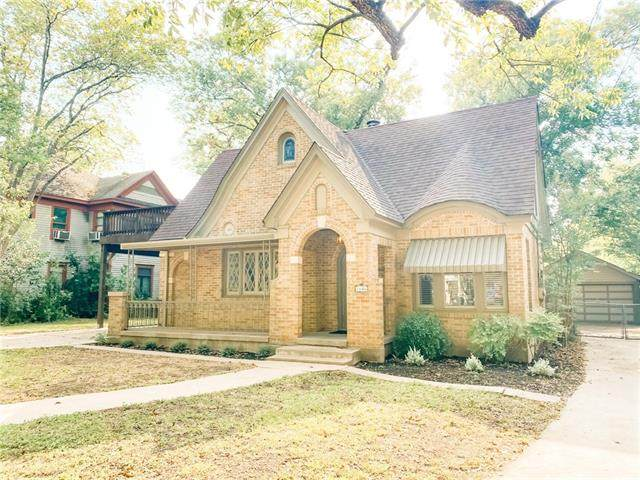 1606 S Austin Ave, Georgetown, TX 78626 (#5423544) :: The Perry Henderson Group at Berkshire Hathaway Texas Realty