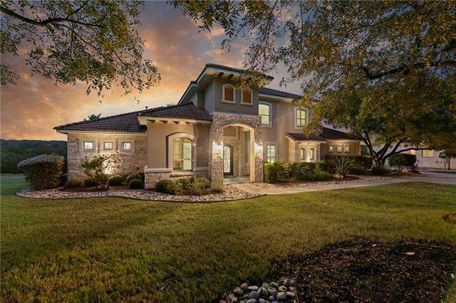 246 Whispering Spring Ln, Georgetown, TX 78633 (#5474343) :: R3 Marketing Group