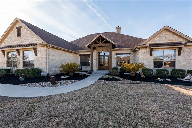 105 Sunset Rdg, Georgetown, TX 78633 (#5509222) :: The ZinaSells Group