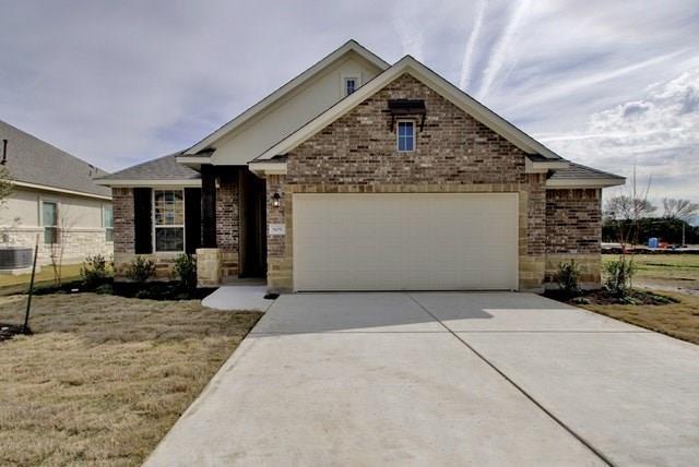 809 Centerra Hills Cir, Round Rock, TX 78665 (#5540737) :: The Heyl Group at Keller Williams