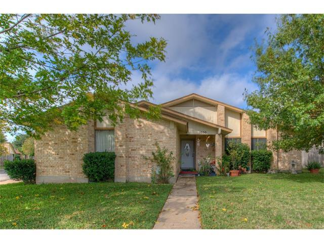 1600 Provident Ln, Round Rock, TX 78664 (#5573233) :: The ZinaSells Group