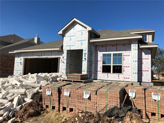 508 Scenic Bluff Dr, Georgetown, TX 78628 (#5603163) :: Forte Properties