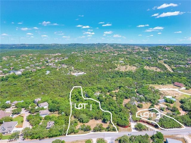 Lot 1 at 809 N Cuernavaca Dr, Austin, TX 78733 (#5687028) :: Forte Properties