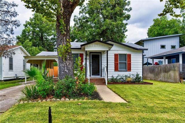 204 W 55 1/2 St A, Austin, TX 78751 (MLS #5741055) :: Vista Real Estate