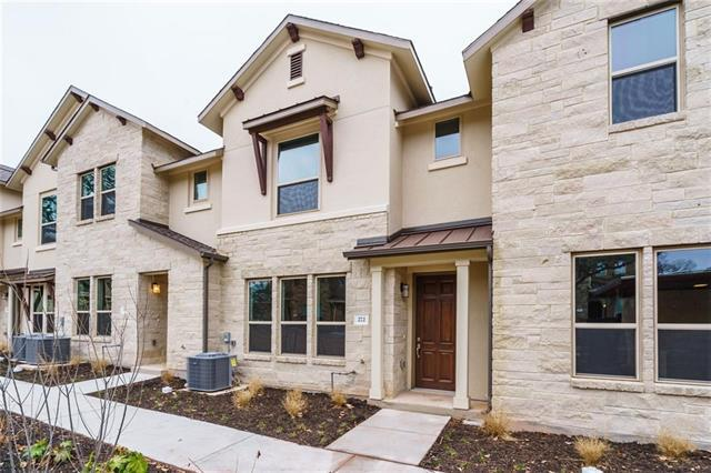 13800 Lyndhurst St B27 U 272, Austin, TX 78717 (#5783282) :: Forte Properties