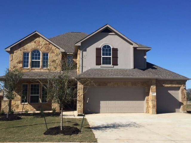 717 Paper Daisy Path, Leander, TX 78641 (#5800747) :: The Perry Henderson Group at Berkshire Hathaway Texas Realty