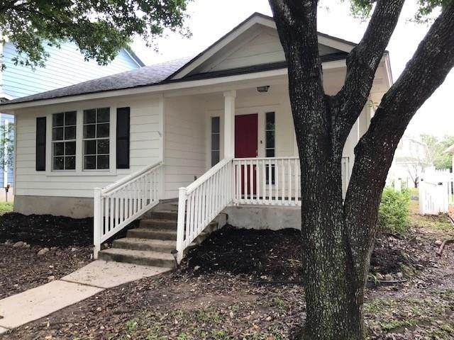 136 Sampson, Kyle, TX 78640 (#5833761) :: Papasan Real Estate Team @ Keller Williams Realty