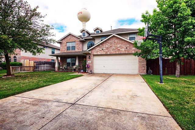 1202 Delia Chapa Dr, Hutto, TX 78634 (#5864240) :: The Gregory Group