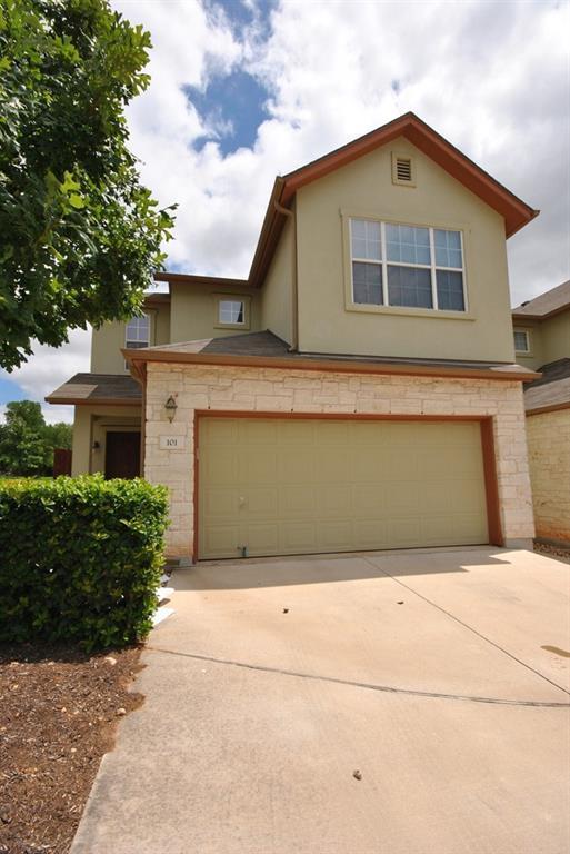 2410 Great Oaks Dr #101, Round Rock, TX 78681 (#5876692) :: Van Poole Properties Group