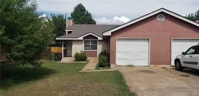 1105/1107 Hyridge St, Round Rock, TX 78664 (#5996166) :: R3 Marketing Group