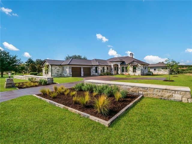 117 Paintbrush, Horseshoe Bay, TX 78657 (#6004902) :: Front Real Estate Co.