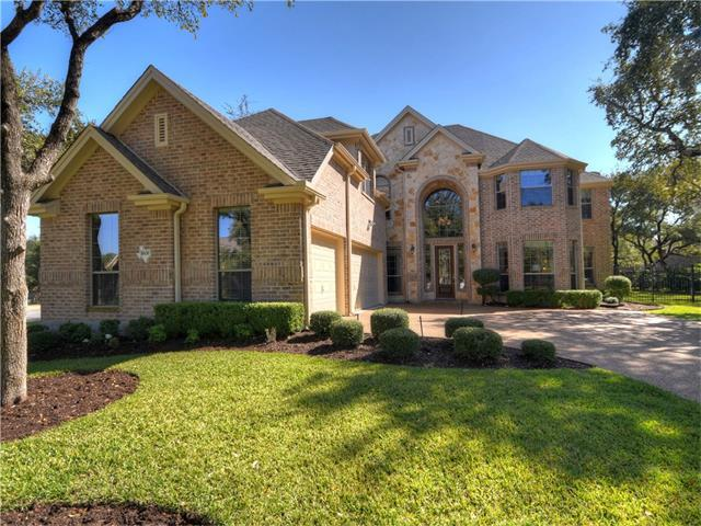 1606 Shinnecock Hills Dr, Georgetown, TX 78628 (#6064929) :: The ZinaSells Group