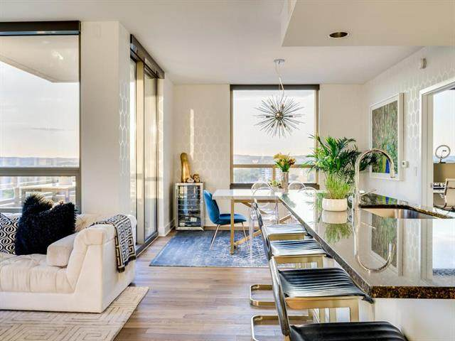 300 Bowie St #1105, Austin, TX 78703 (#6101575) :: The Perry Henderson Group at Berkshire Hathaway Texas Realty